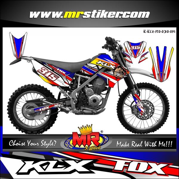 stiker-motor-klx-150-elegan-fox