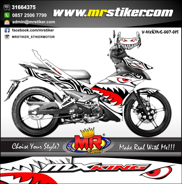 stiker-motor-mx-king-shark-tooth