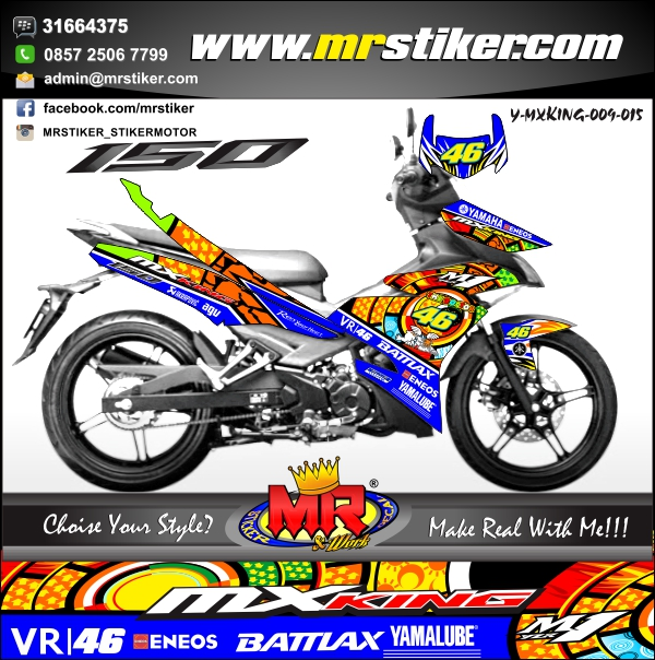 stiker-mortor-mx-king-vr-46-sun-moon-blue