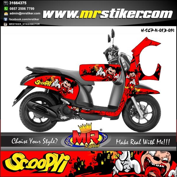 stiker-motor-scoopy-new-micky-zombie