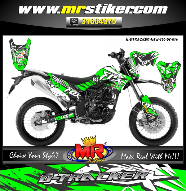 stiker-motor-d-tracker-green-fox