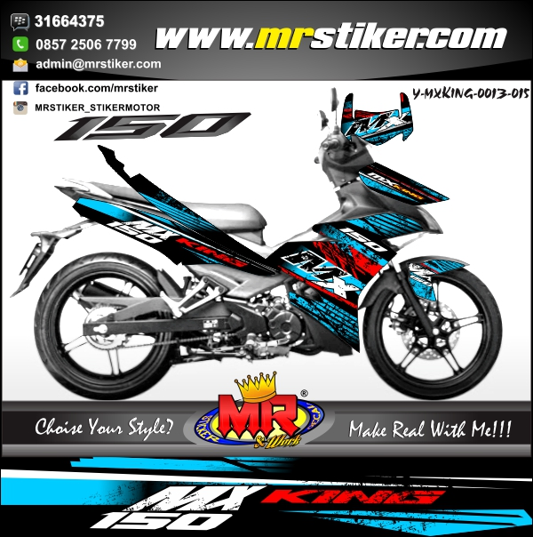 stiker-motor-mx-king-crack-cyan-black