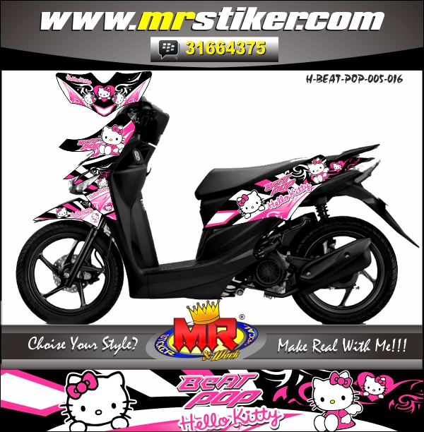 stiker-motor-beat-pop-hellokitty-2-pink