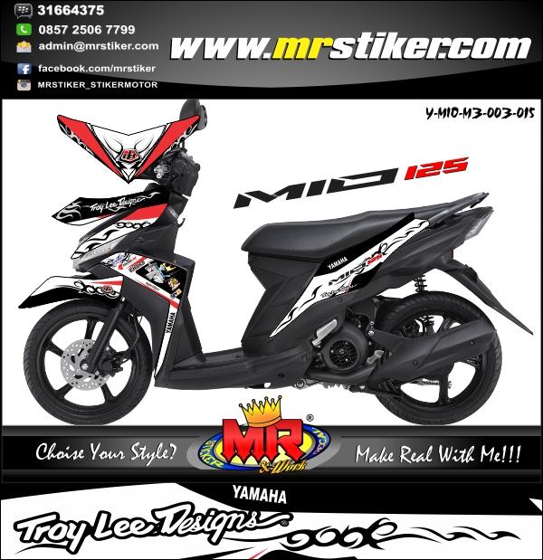 stiker-motor-mio-m3-troy-leedesign