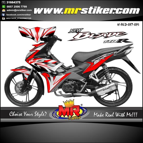 stiker-motor-blade-slash-red-black