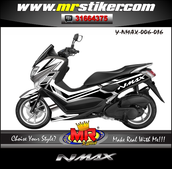 stiker-motor--nmax-simple-white-black