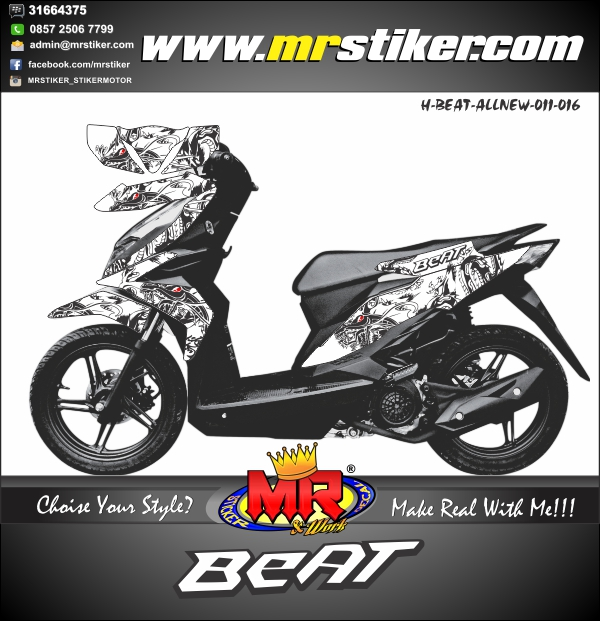 stiker-motor-all-new-beat-white-black-dragon