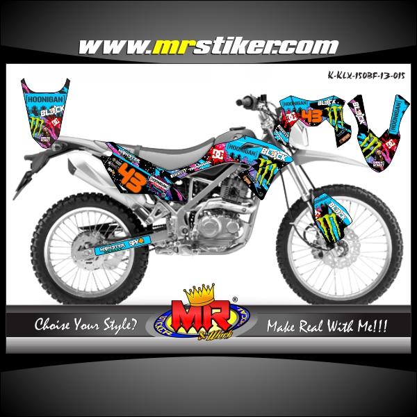 stiker-motor-klx-150-bf-ken-block-2015