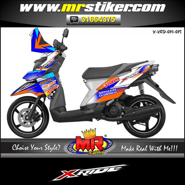 stiker-motor-x-ride-blue-orange