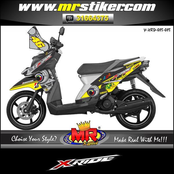 stiker-motor-x-ride-silver-sun-moon