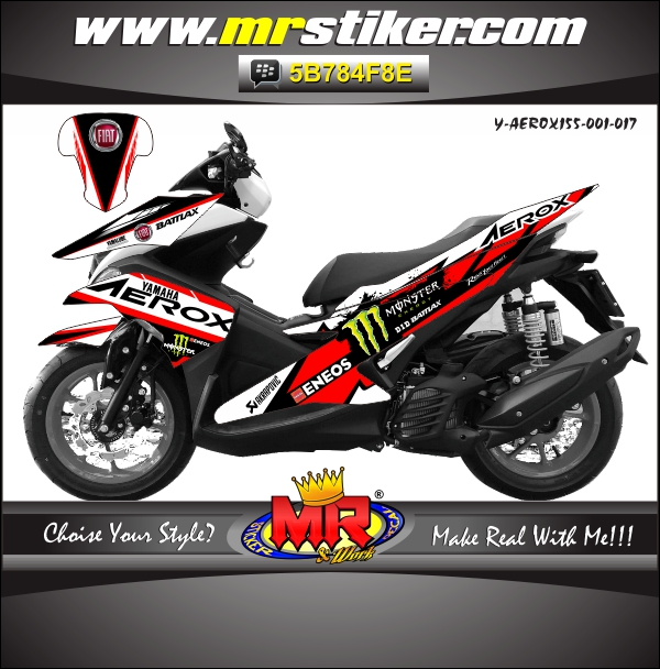 stiker-motor-aerox-155-monster