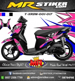x-ride-new-125-pink-slash