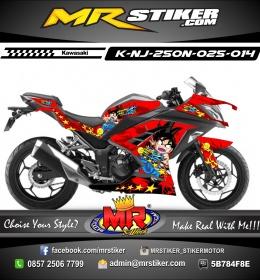 Katalog - stiker motor | striping motor suka-suka | decal