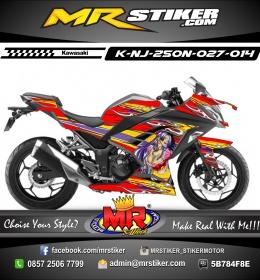 stiker-motor-ninja-250-fi-Hot-janda-seksi-anime