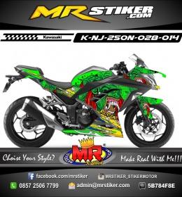 stiker-motor-ninja-250-fi-Buto-Ijo