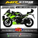 Stiker motor decal CBR 150 Mecha