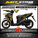 Stiker-motor-decal-vario-150-black-gold-grafis