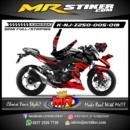 Stiker motor decal Ninja 250 Z Japan Splat