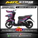 Stiker motor decal Xeon GT DC wallpaper