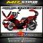 Stiker motor decal Honda PCX 150 Avenged Sevenfold (FullBody)