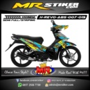 Stiker motor decal Revo Absolute Fox Line grafis