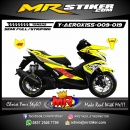Stiker motor decal Aerox 155 Shark 46