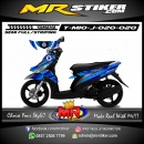 Stiker motor decal Mio J Chelsea Football Club