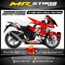 Stiker motor decal Honda CBR 150 Lokal Marquez 93