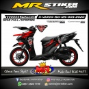 Stiker motor decal Honda Vario 150 Japan Kabuki