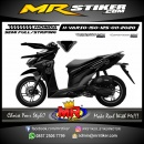 Stiker motor decal Honda Vario 150 Gray Strip Line