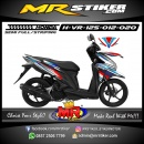 Stiker motor decal Honda Vario 125 Strip Gradation