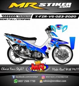 Stiker motor decal Yamaha Fiz R Lorenzo