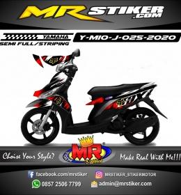 Stiker motor decal Yamaha Mio J Fox