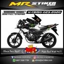 Stiker motor decal Honda CB 150 R Ken Block Monster Energy