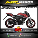 Stiker motor decal Honda CB 150 R New The Red Crack