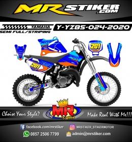Stiker motor decal Yamaha YZ 85 Spesialis Race Type 3
